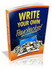 Thumbnail Make Money Online - Writing Your Own Paychecks